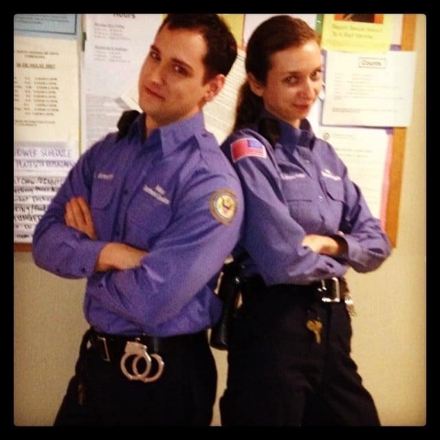 Guards unite! Source: Instagram user mattmcgorryofficial