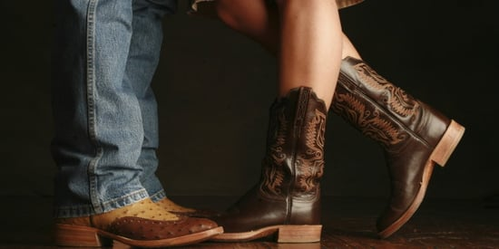 Cowboy Boots and the Memories of Life