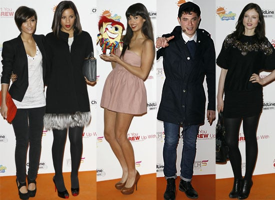 Photos from the Spongebob Squarepants Tenth Birthday Celebration and Charity Auction With The Saturdays, Sophie Ellis-Bextor
