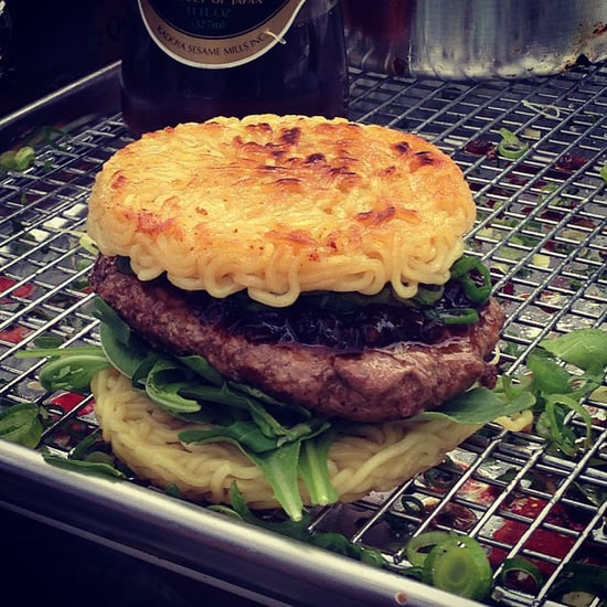 What Is a Ramen Burger?