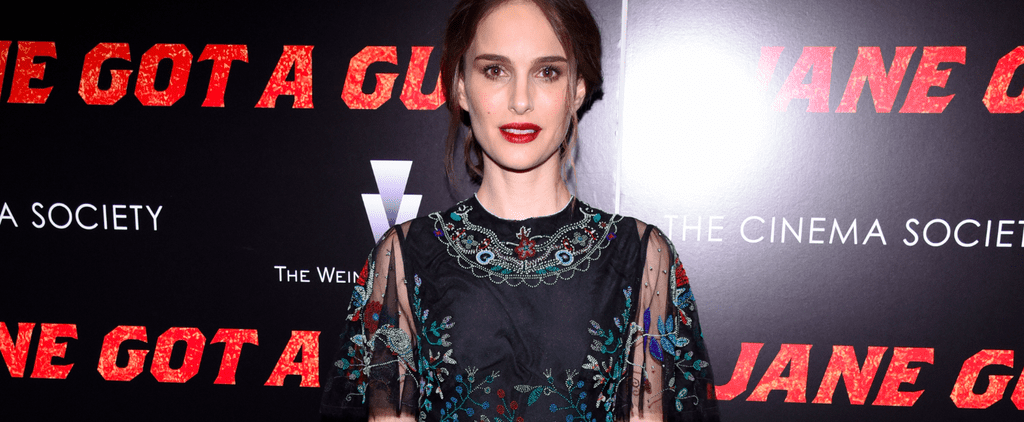 You'll Instantly Fall in Love With Natalie Portman's Valentino Gown