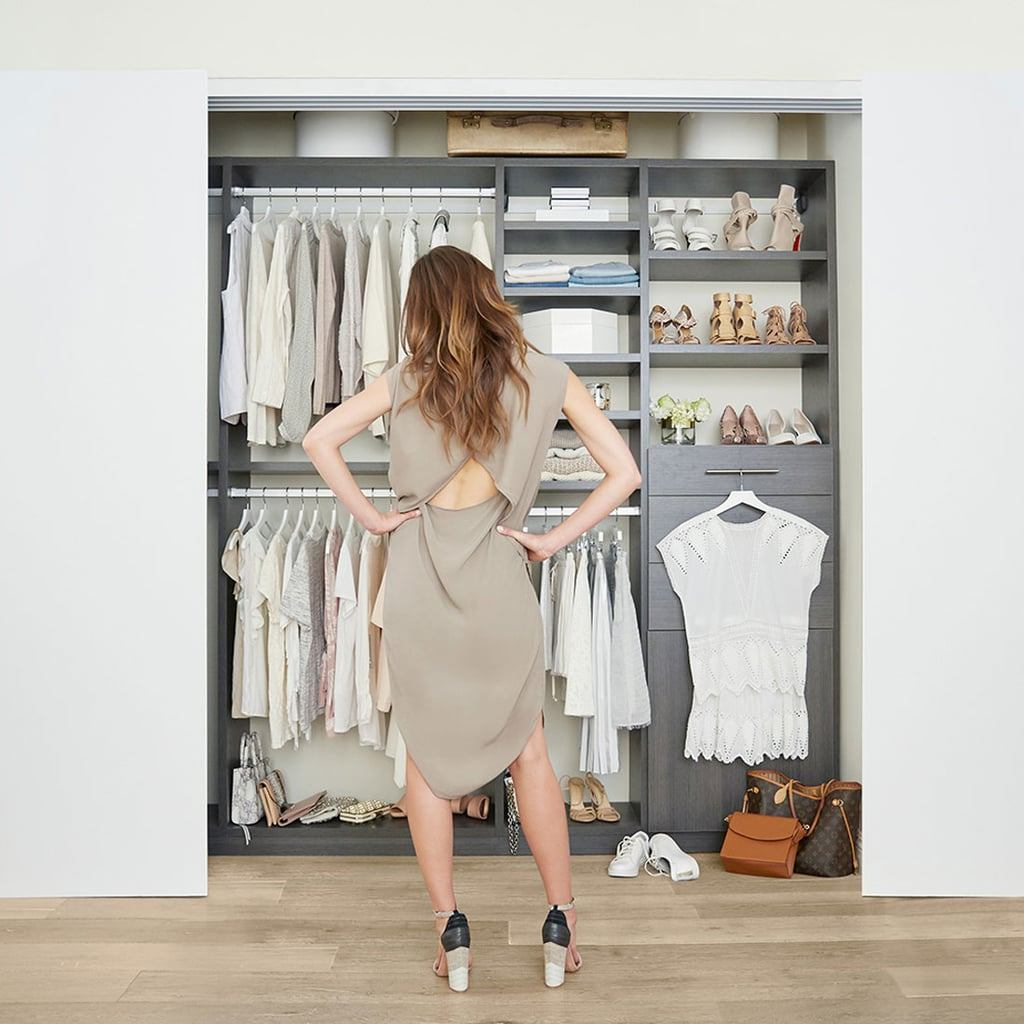 Tips For Cleaning Out Your Closet Popsugar Fashion