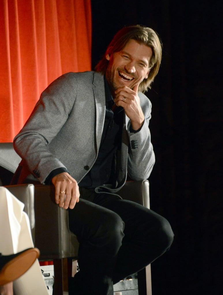 The Adorable Laugh