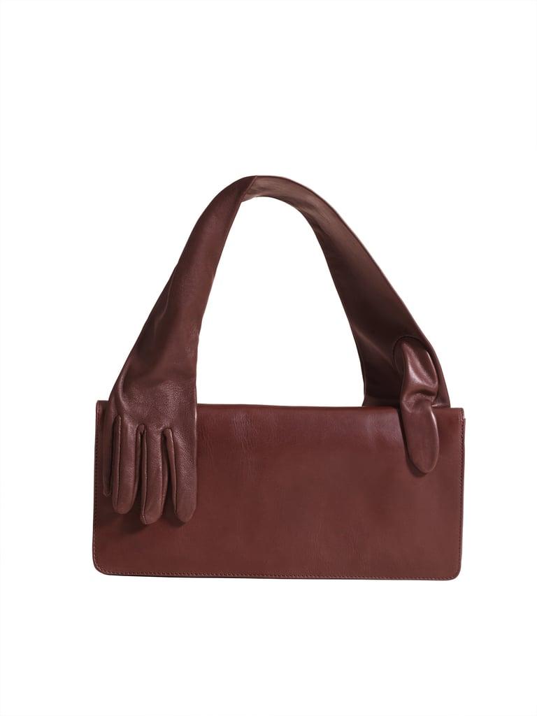 Glove clutch ($149)