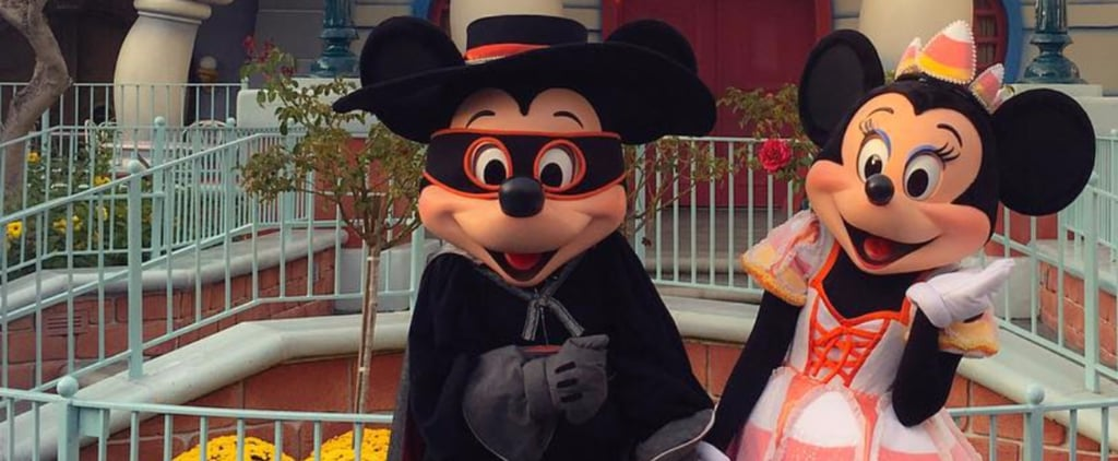 16 Little Things You May Not Notice About Halloween Time at Disneyland