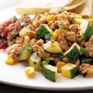 Southwestern Tofu Scramble Recipe