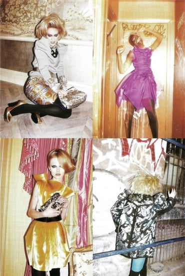 2009 Fall Marc Jacobs Ad Campaign