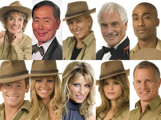 I'm A Celebrity... Get Me Out Of Here: 2008 Lineup!