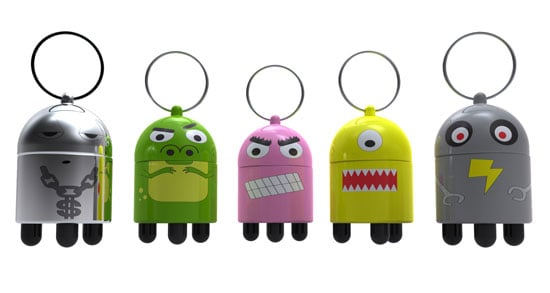 Photos of DigiDudes Tripod Keychains