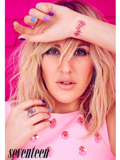 Ellie Goulding on Being a Role Model and Those Relationships with Niall Horan and Ed Sheeran