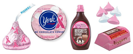 Hershey's Is Thinking Pink!