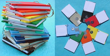 Love It or Leave It? Diskette Note Book