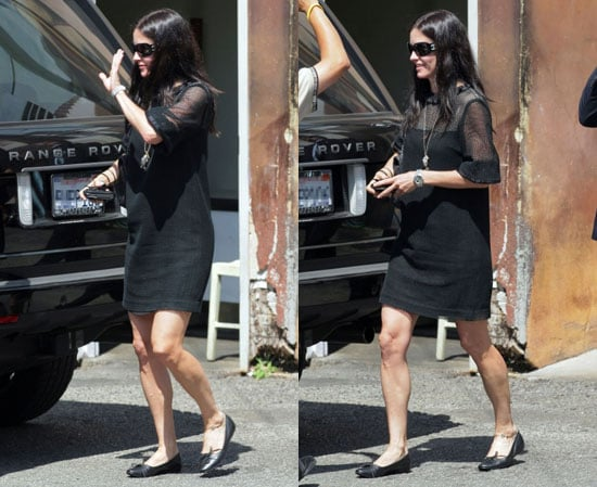 Celebrity Style: Courteney Cox