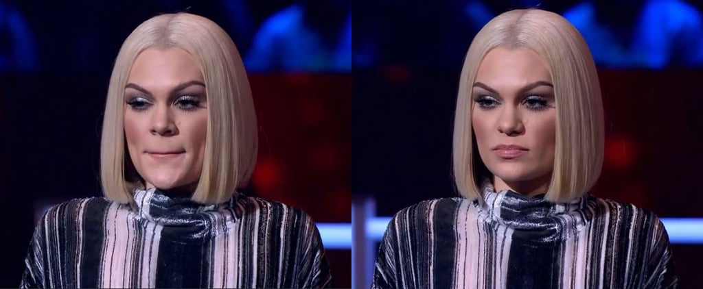 Things Got Real Tense Between Jessie J and the Madden Brothers This Week