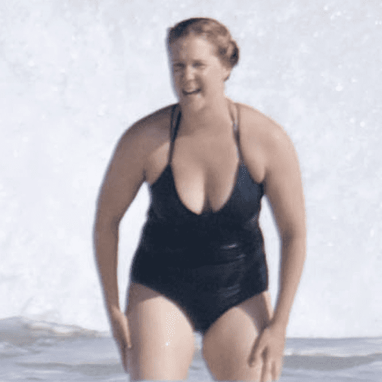 Amy Schumer at the Beach in Hawaii May 2016