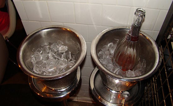 How to Chill Wine Quickly
