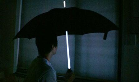 Light Saber Umbrella - Star Wars Fans Beware!