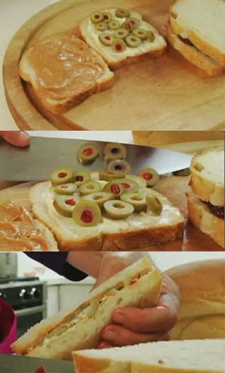Would You Eat This Sandwich?