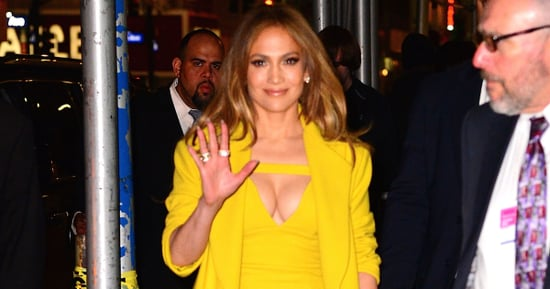 J.Lo Continues Her Love Affair With Mustard