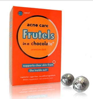 Yum! This Chocolate Treats Acne