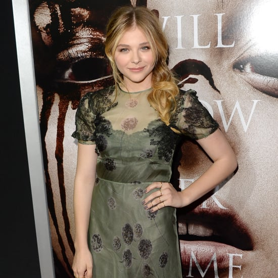 Chloe Moretz Carrie Premiere Dress