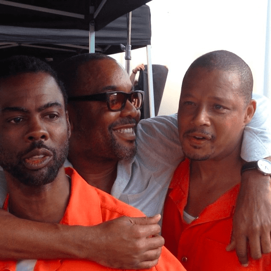 Empire Is Back With a Look at Lucious and Chris Rock Behind Bars