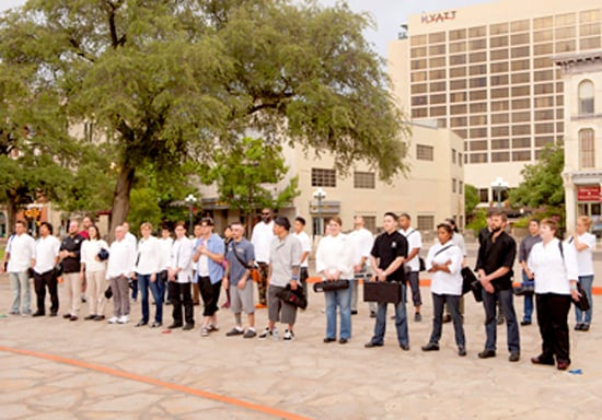 Top Chef: Texas Contestant List