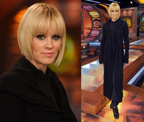 Jenny McCarthy Shows Off Her Super Serious Face