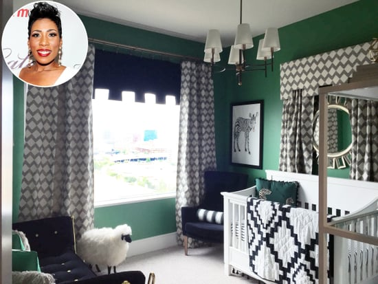 Steve Harvey's Daughter Shows Off Her New Nursery — See the Photos!