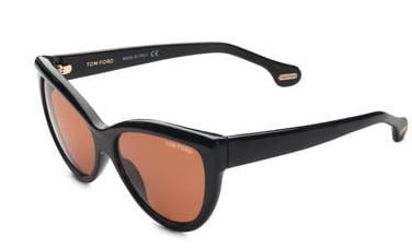 The Look for  Less: Tom Ford Cat's-Eye Sunglasses