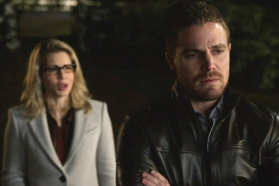 Should Oliver and Felicity Stay Apart on 'Arrow'?
