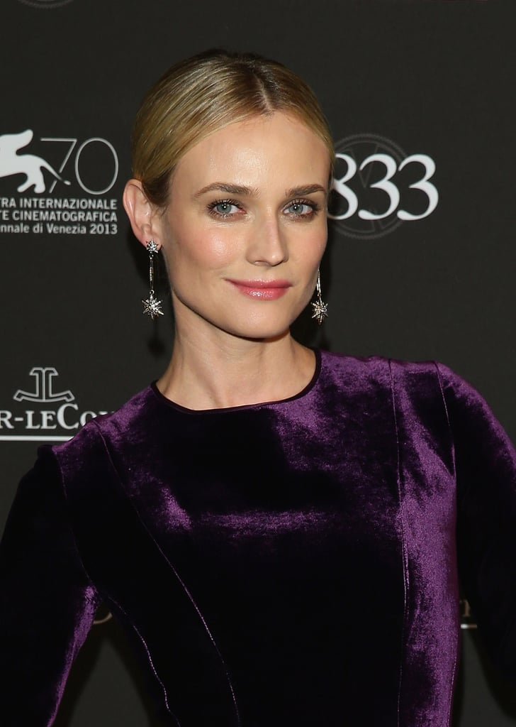 Diane Kruger attended a gala dinner at the Venice Film Festival.