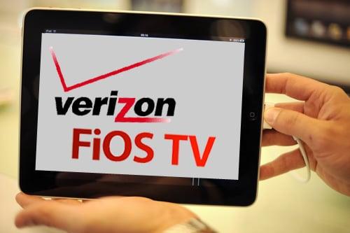 Verizon FiOS TV iPad App