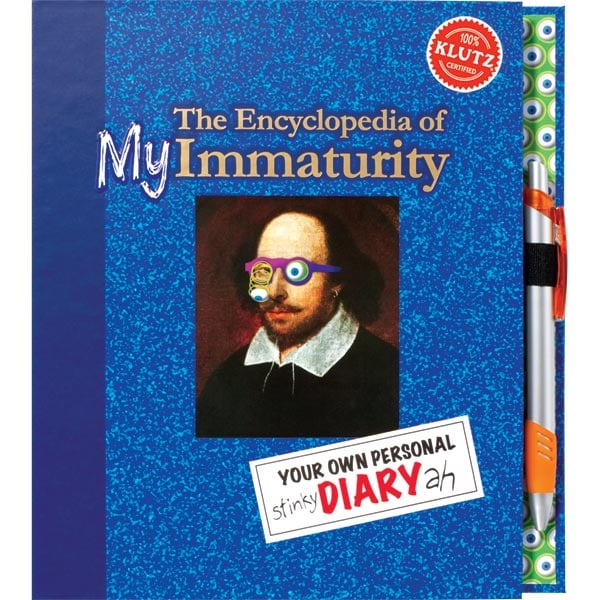 The Encyclopedia of My Immaturity