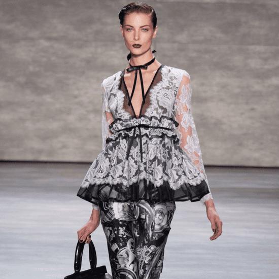 Zimmermann Fall 2014 Runway Show   New York Fashion Week