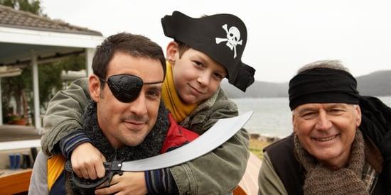 Arrrr!... Parent Like a Pirate!