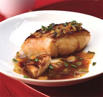 Soy-Marinated Fish