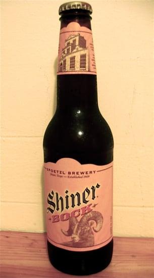 Happy Hour: Shiner Bock