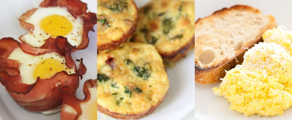 POPSUGAR Shout Out: Egg-cellent, Easy Breakfast Recipes