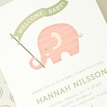 Beautiful Baby Shower Invitations
