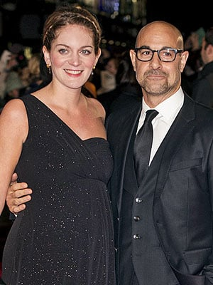 It's a Boy for Stanley Tucci