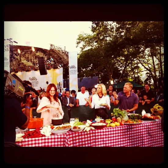Celeb Chef Twitter Pictures September 2011