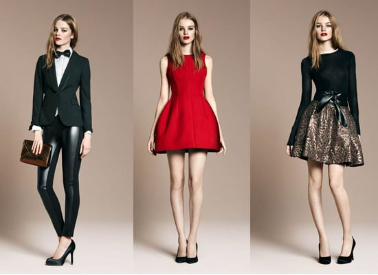 Get Party-Prepped! Zara's Evening Look Book Has All Our Party Inspiration!
