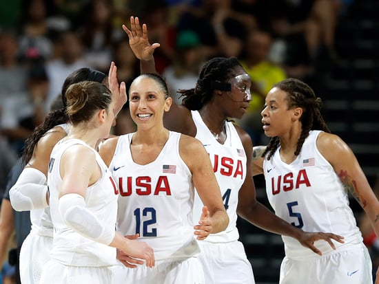 They Did It - Again! U.S. Women's Basketball Team Wins Its Sixth Straight Gold Medal