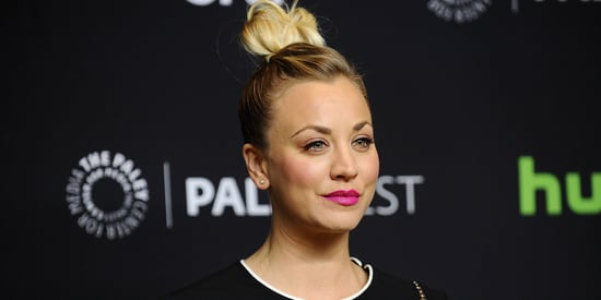 Kaley Cuoco Trades Her Lob For Long Hair With New Extensions