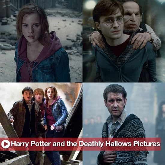 Harry Potter and the Deathly Hallows Part Two New Pictures