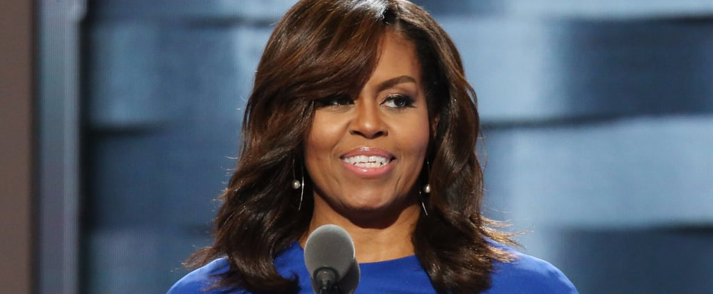 The FLOTUS Revealed Why President Obama's Hair Is Such an Inspiration to Kids