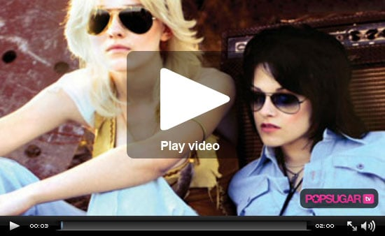 Posh Steps Out With Marc Jacobs, a First Look at Kristen in the Runaways, and Nicole Richie Gets Serenaded!