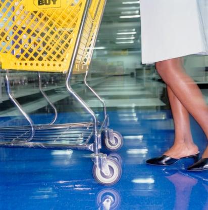 Do You Like To Go Food Shopping?