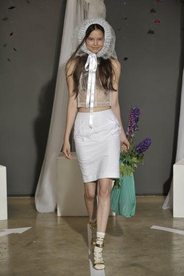 London Fashion Week: Steve J And Yoni P Spring 2009